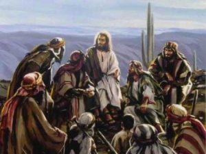jesuseligealosapostoles