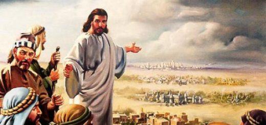 jesusrumboajerusalen
