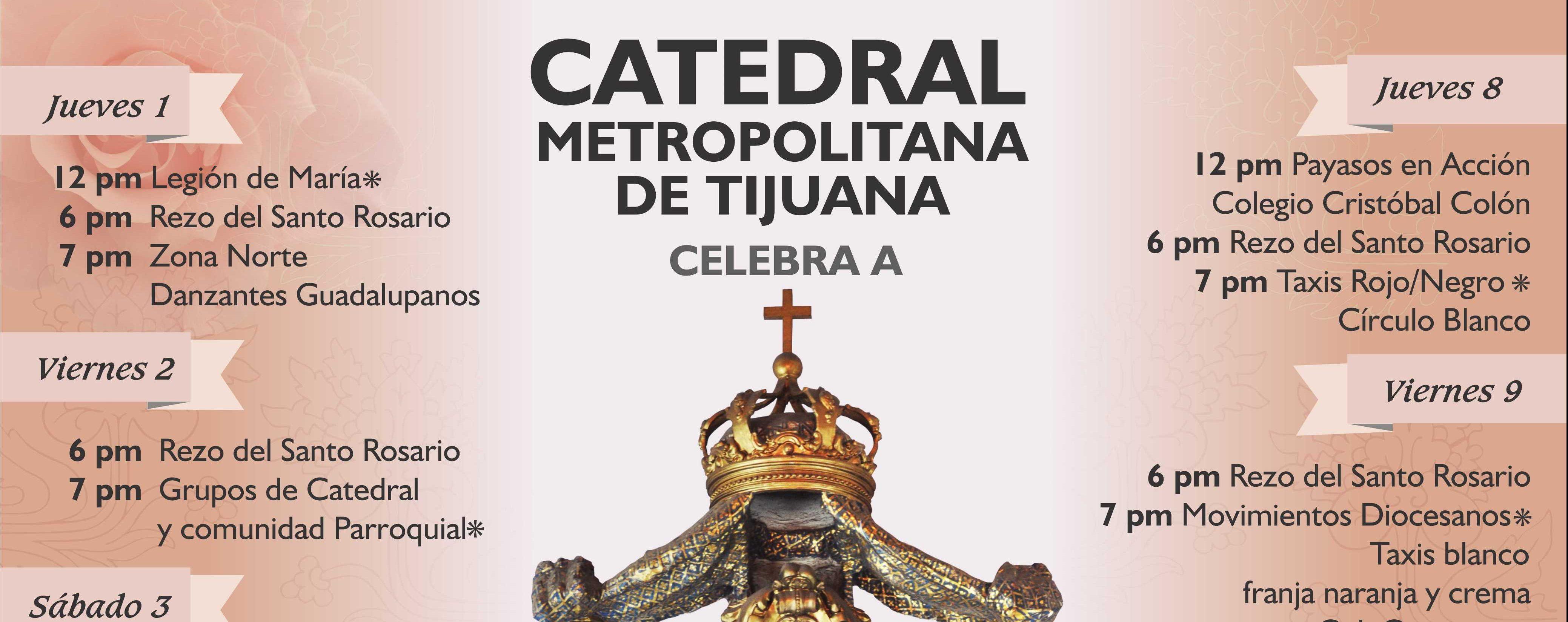 Fiesta Catedral Nuestra Señora de Guadalupe