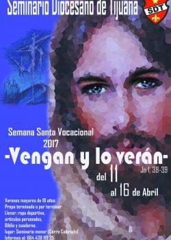 Semana Santa Vocacional