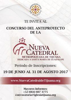 Convocatoria Nueva Catedral