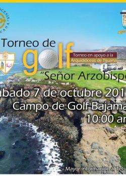 X Torneo de Golf Sr. Arzobispo