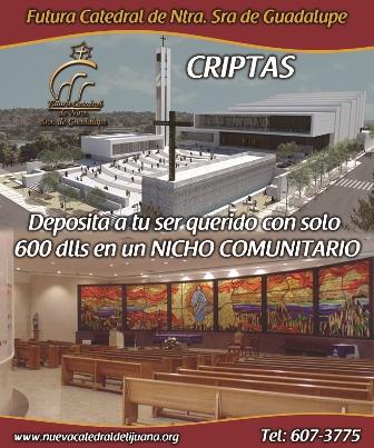 Nueva catedral de Tijuana