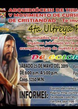 IV Ultreya Provincial en la Arquidiócesis de Tijuana