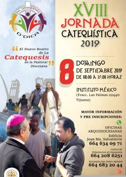 XVIII Jornada Catequística 2019