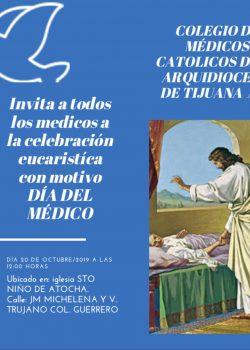 """Comisión Diocesana de Pastoral de la Salud impulsa el Día del médico católico: """"Custodio y servidor de la vida humana"""""""