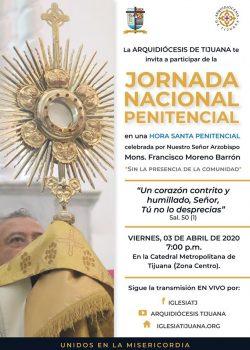 JORNADA NACIONAL PENITENCIAL