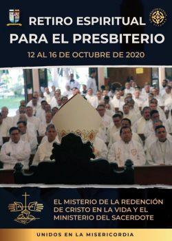 Ejercicios Espirituales para el Presbiterio 2020